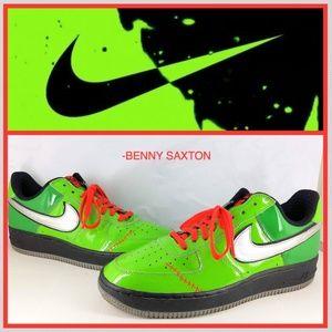 "Nike Air Force one Premium ""Frankenstein"""